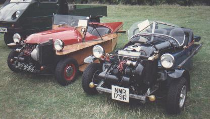 AF Spider and Grand Prix fitted with an automatic gearbox