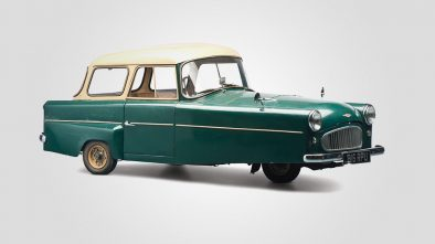 Bond Minicar Mark F Family Saloon