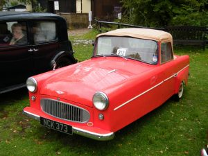 Bond Minicar Mark F Tourer