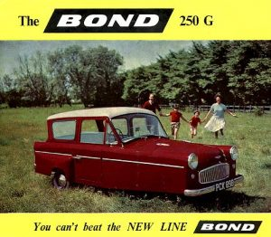 Bond 250G Saloon