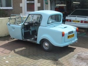 AC Invacar Model 70