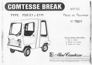 ACOMA Comtesse Break Type 790