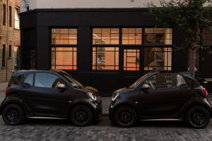 Brabus Smart 'Disturbing London' edition