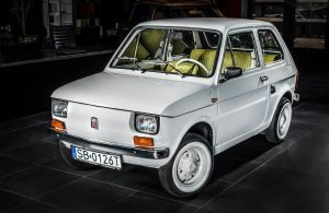 Tom Hanks' Fiat 126p