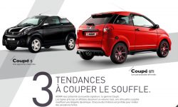 AIXAM Coupe brochure