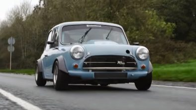 Turbocharged Mini