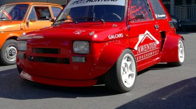 Fiat 126p custom from Poland