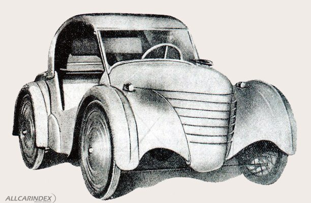 Andre microcar