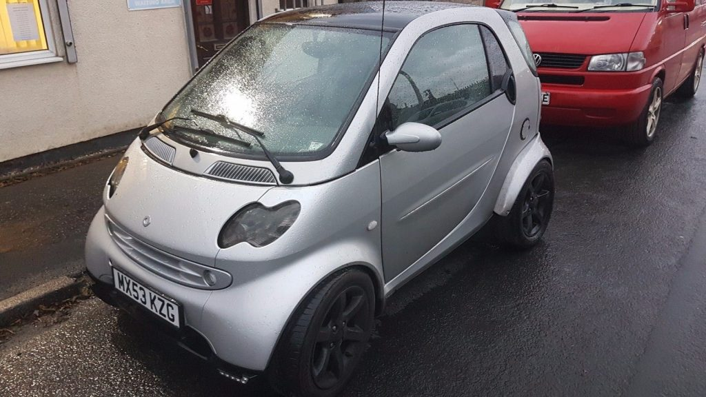 Smart ForTwo 1.8 160 hp engine