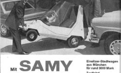 Anusch Samy Self Made Car