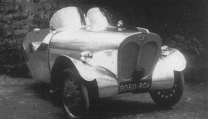 1934 Ardex Cyclecar