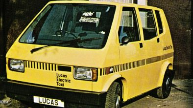 Lucas Electric Taxi