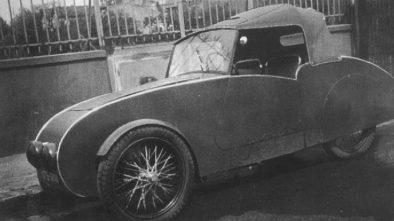 Ardex Electric Cyclecar