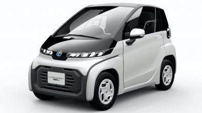 Toyota Ultra Compact BEV