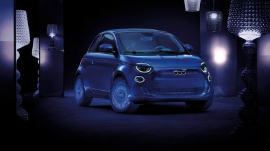 Fiat 500 by Kartell