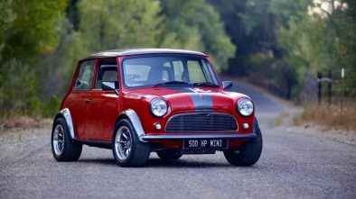 Gildred Racing Mini Super Cooper
