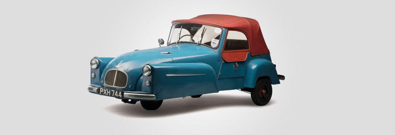 Bond Minicar Mark C