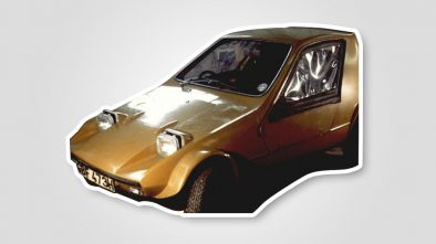 Bond Bug prototype