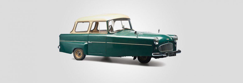 Bond Minicar Mark F Family Saloon