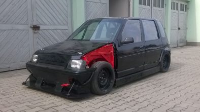 Daewoo Tico with Honda engine