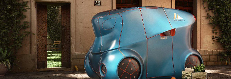 Mobuno Urban Mobility Concept