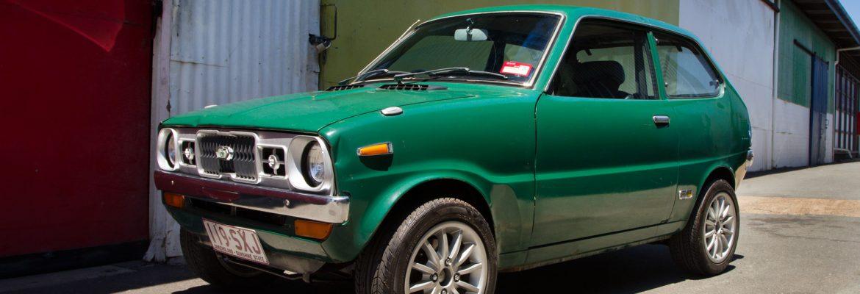 Mitsubishi Minica F4 Super Deluxe