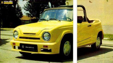 Alma 903 Cabrio