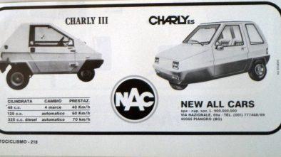 NAC Charly III / Charly ES