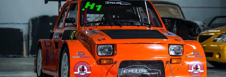 Fiat 126P by Cyclon Motorsport