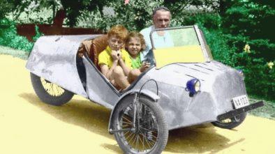 Andras Farkas-Dósza's Vehicle