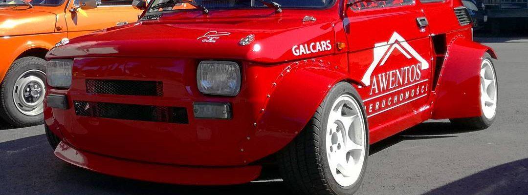 Fiat 126p custom from Poland