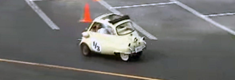 Isetta autocross