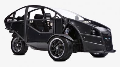 Arcimoto Generation 4 prototype