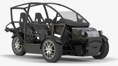 Arcimoto Generation 6 Prototype