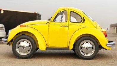 Dwarf Volkswagen Beetle