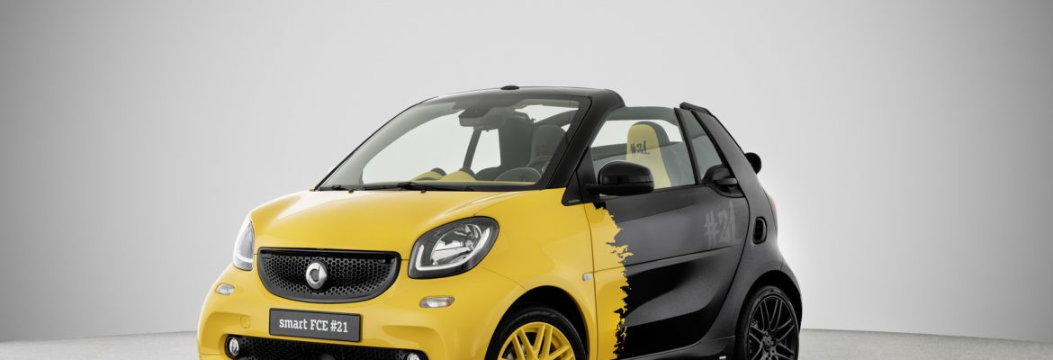 Smart ForTwo '21' Final Collector's Edition