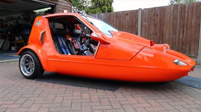 Bond Bug Hayabusa engine