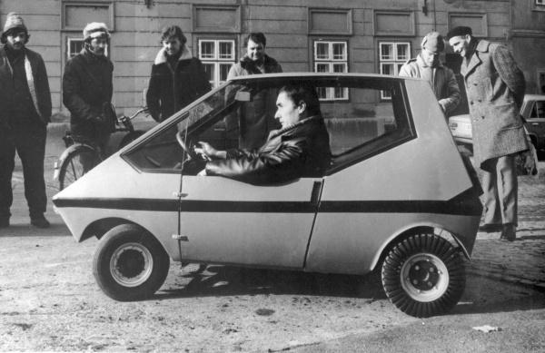 Imre Dongo Car