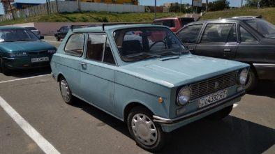 """Самодельный автомобиль """"Азов"""""""