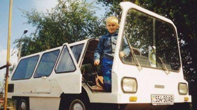 Losenok home-built car