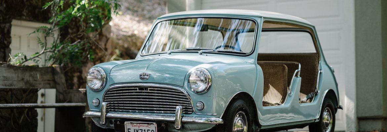 Austin Mini Beach Car 1962