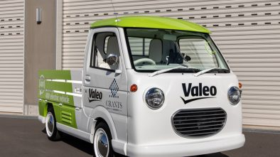Valeo truck