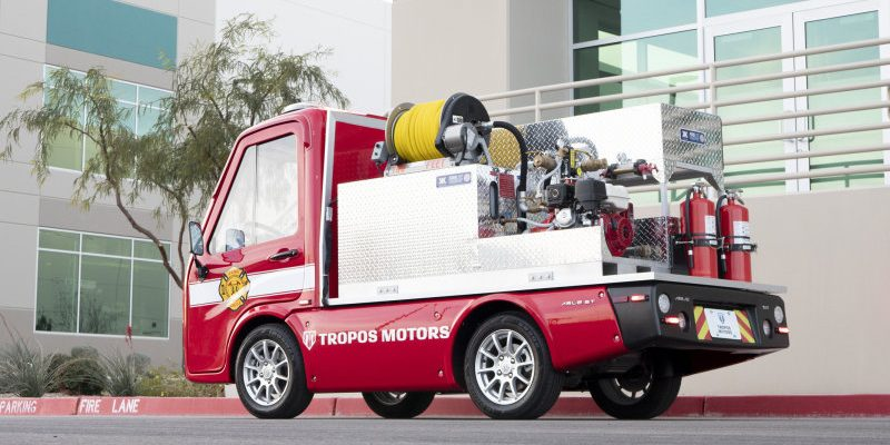 Tropos Firetruck