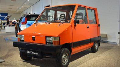 Volvo Elbil