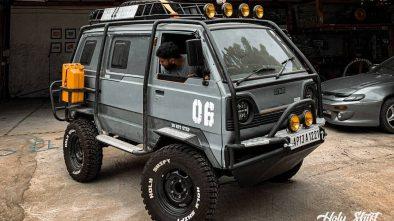 Suzuki Gymni Van