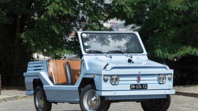 Fiat 500 Minimaxi Moretti