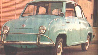 Isard T 400