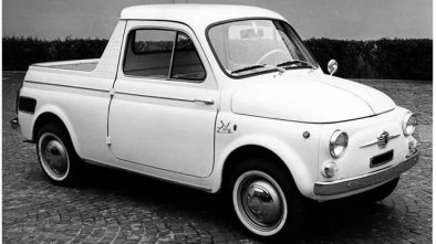 Fiat 500 Ziba