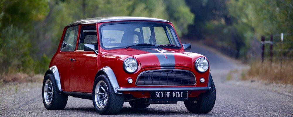 Gildred Racing Mini Super Cooper