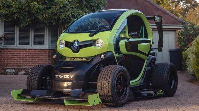 Renault Twizy Oakley Design